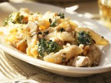 Broccoli and Tuna Pasta Bake
